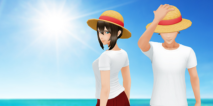 Straw Hat Avatar