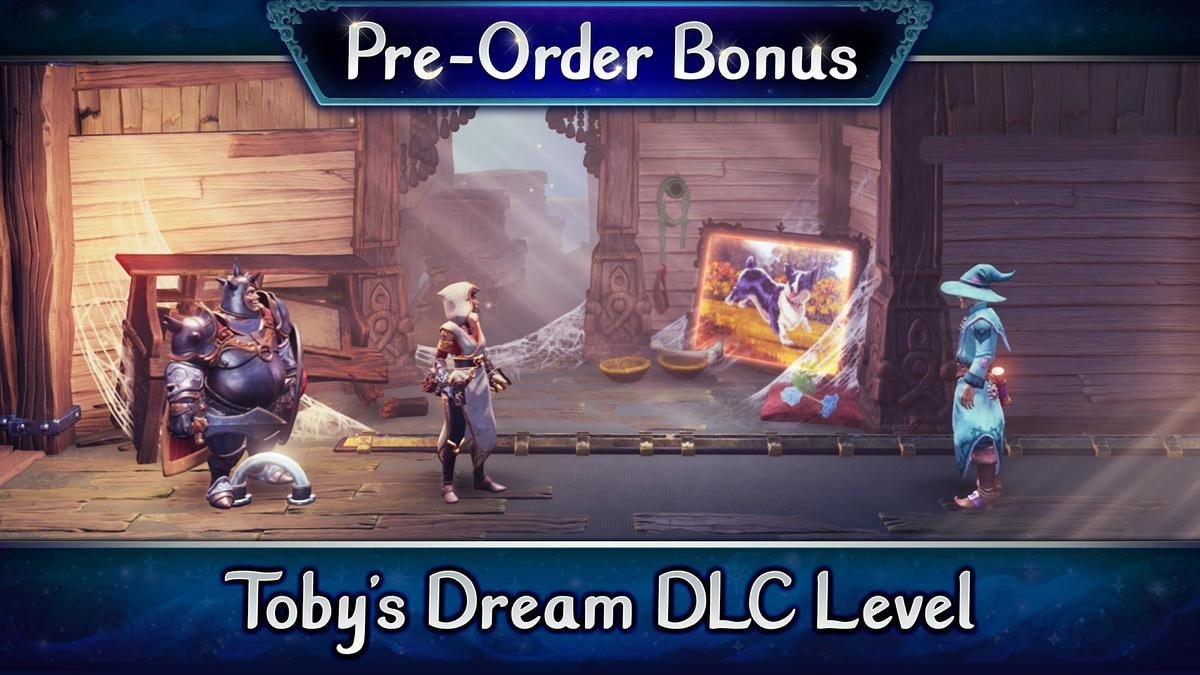 Trine 4 Toby's Dream