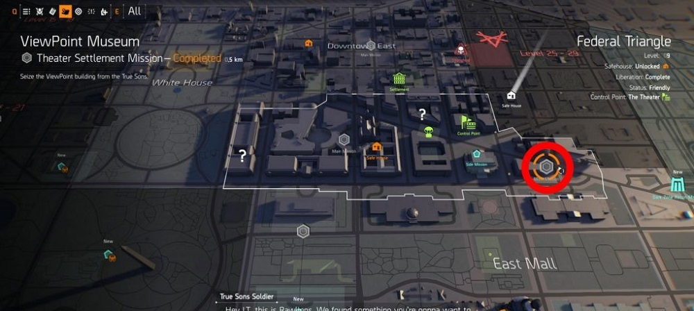 The Division 2 How to Unlock Clans