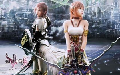 FFXIII-2 screen