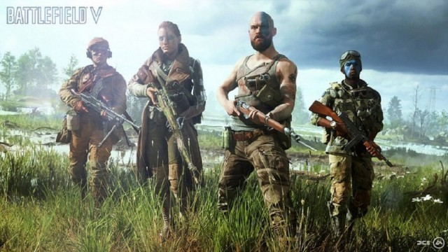 "Battlefield V Dev Claims Battle Royale Is ""A Natural Fit""Battlefield V Dev Comments On Battle Royale Mode"
