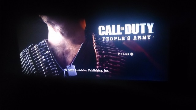 Call of Duty: People's Army