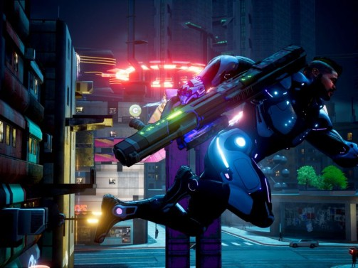 Crackdown 3 Delay To 2019 Was Decided By Phil SpencerPhil Spencer Decided Crackdown 3 Delay To 2019