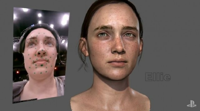 Ellie's Character Model - The Last of Us: Part II