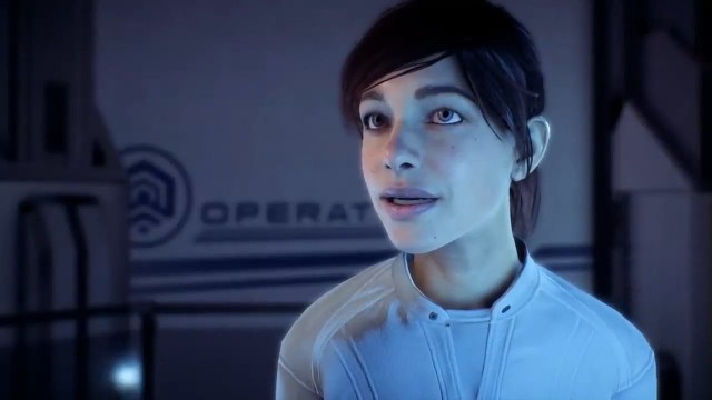 Mass Effect Andromeda Facial Animation Controversy