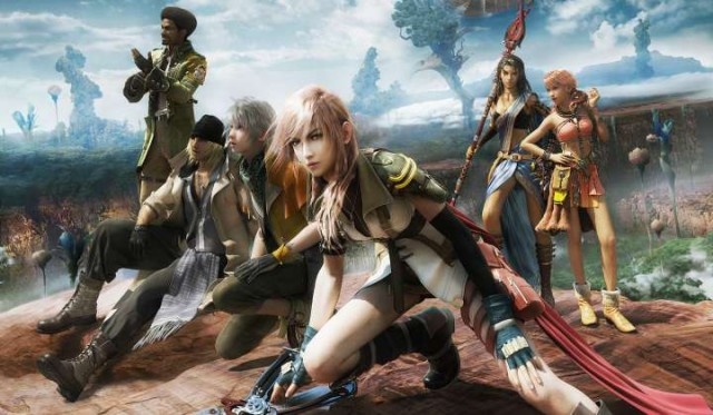 Final Fantasy XIII Trilogy