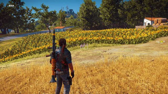Just Cause 3 PS4 Screenshots