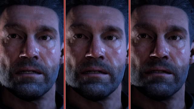 Mass Effect Andromeda Comparison Demo vs Retail
