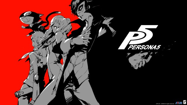Persona 5 - Best RPG Of All Time