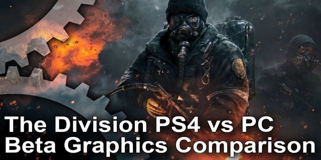 Tom Clancy's The Division PS4 vs PC Ultra