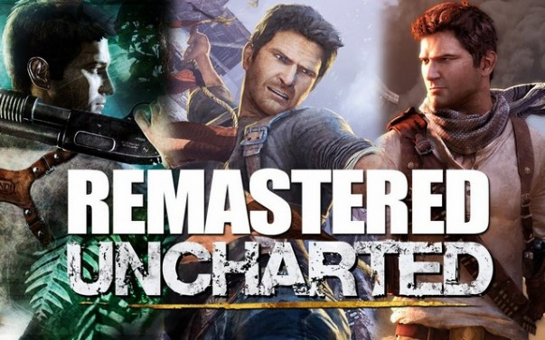 Uncharted Trilogy Remastered
