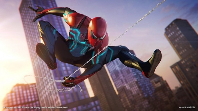 Spider-Man PS4 Gets New Story Trailer At SDCC 2018, Velocity Suit Screenshots ReleasedSpider-Man Velocity Suit And SDCC 2018  Trailer