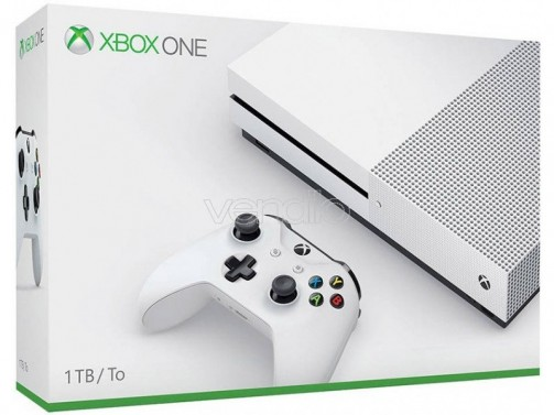 Xbox One S Was The Best Selling Console On US & UK Amazon Prime DayXbox One S Best Selling Console At Amazon Prime Day