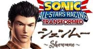 Ryo Hazuki in Sonic & All-Stars Racing Transformed