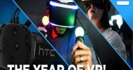 PS4 Project Morpheus vs Oculus Rift vs HTC Vive
