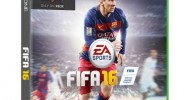 FIFA 16 Xbox One Cover