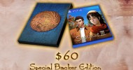 Shenmue 3 PS4 Physical Copy Special Backer Edition
