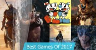 What Are The Best Games Of 2017?