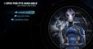 Andromeda Unlock Cryo Pods