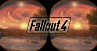 Fallout 4 to HTC Vive VR