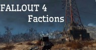 Fallout 4 Factions