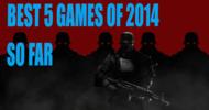 5 Best Games of 2014