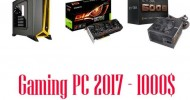 Budget Gaming PC For $1000 - 2017 Edition