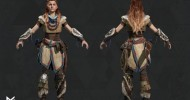 Weapons And Outfits Mod - Horizon Zero Dawn