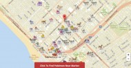 Track Pokemon in Real Time