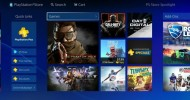 PS Store New Design On PS4
