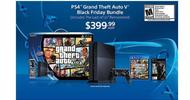 Amazon PS4 Black Friday Bundle: GTA V and The Last of Us: Remastered