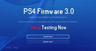 PS4 Firmare 3.0