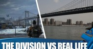 Tom Clancy's The Division Real Live vs Game