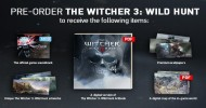 The Witcher 3: Wild Hunt Preorder