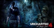 New Uncharted 4: A Thief's End