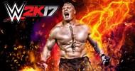 WWE 2K17: Brock Lesnar