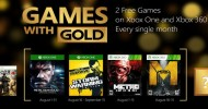 Xbox Live Games With Gold For August 2015
