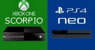 Xbox Scorpio vs PS4 Pro