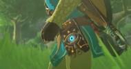 Zelda: Breath of the Wild Sheikah Slate Upgrade