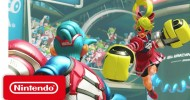 ARMS - Nintendo Switch Control Scheme