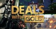January 10: Games With Gold Revealed