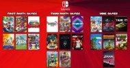 Nintendo Switch Games List Support Multiple Languages