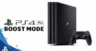 PS4 Pro Boost Mode Tech Analysis