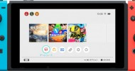 Nintendo Switch: First Look At User Interface