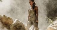 Alicia Vikander In Tomb Raider Sequel