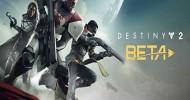 Destiny 2 Beta Time Date