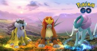 Where To Find Suicune, Raikou and Entei