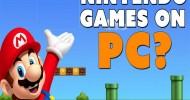 Nintendo PC Games