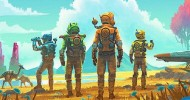 No Man's Sky Xbox One Box Art Hints At Multiplayer