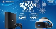 PS4 Pro Price Cut For Holiday 2017